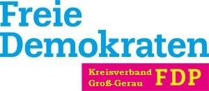 Logo FDP Groß-Gerau